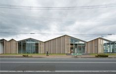 Kengo Kuma, community center in Towada (Japan) - Arquitectura Viva · Architecture magazines