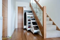 Image result for furniture to fit under stairs