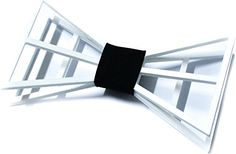 AlexChelaruCreation White Bow tie by Acc- Unique Design Bowtie for Men- Premium Quality Printed Bow tie- Original Bowtie for Special Occasions White Bow Tie, Special Occasion, Bows, 3d, The Originals, Amazon, Printed, Store, Unique
