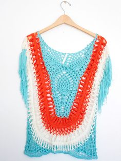 Roam Finds: Crochet Top