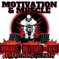 Eating Part 2 - Motivation & Muscle