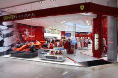 Ferrari Store at Aventura Mall