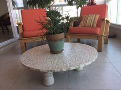 Novas mesas de mosai