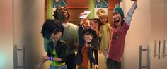 Quiz: Which Disney Squad Do You Belong To? | Quiz | Oh My Disney  Big hero 6 crew!