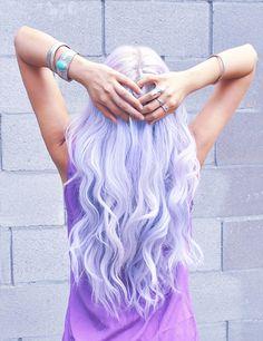 cheveux colorés arc en ciel | Les cheveux arc-en-ciel une réponse à la mode des cheveux gris ...