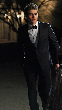 The Vampire Diaries-Stefan Salvatore