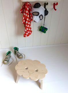 So in love with this Happy Cloud Step Stool by Studio Zoethout on Etsy