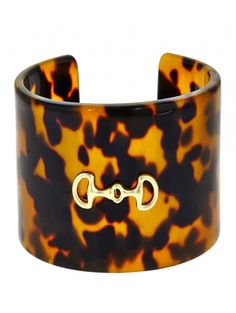 Fornash Tortoise Icon Cuff