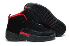 sports shoes 6dec8 15977 Shop for Super Deals Air Jordan 12 Retro Nubuck GS Black Siren Red at  Footlocker. Browse a abnormality of styles and edict online.