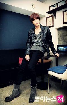 Jae Joong interview pictures
