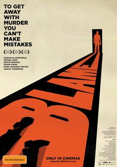 The Penguin Empire uses Saul Bass inspiration for Blame.
