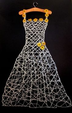 wire+dress+sculpture | Join the illysustainArt.org community, CREATE YOUR PROFILE NOW