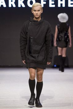 Marko Feher Fall Winter 2015