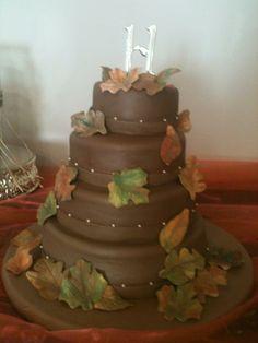 Fall cake.