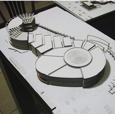 Architecture is art Architecture Concept Diagram, Architecture Presentation Board, Modern Architecture Design, Cultural Architecture, Commercial Architecture, Futuristic Architecture, Residential Architecture, Pop Design, Architect Design
