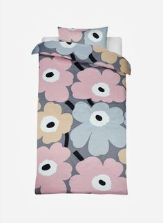 MAANANTAIN MARIMEKKO via my blog. Different kind of Unikko colors
