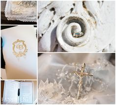 Catholic mass wedding details from Brian & Christina's St. Vincent's in San Rafael, California. Photography by Fancy Fig Photography
