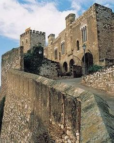 Castell de la Suda Tortosa Catalonia