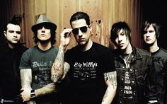 Avenged Sevenfold \m/ ♫►♫♪♫  Banda estadounidense de Heavy Metal originaria de Huntington Beach, California, fundada en 1999.