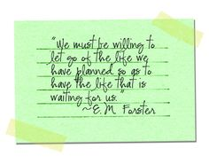 Blog quote - E.M. Forster   Flickr - Photo Sharing!