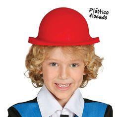 Bombín Plástico Infantil #sombrerosdisfraz #accesoriosdisfraz #accesoriosphotocall