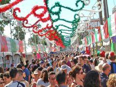 9/25-27/15 Feast of San Gennaro
