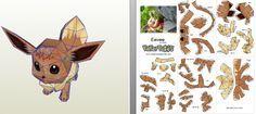 papercraft pokemon