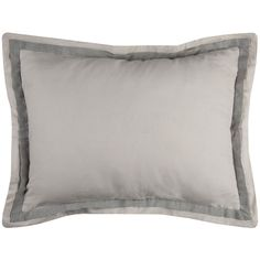JHaus Rock Pillow Sham by Rizzy Home - DFSBT4228KIGY2036