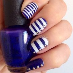 Marine stripes