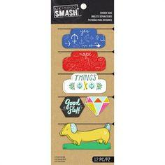 K&Company SMASH Divider Tabs