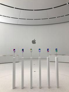 iPhone X: bellissime immagini inedite all'interno dell'Apple Park | iSpazio