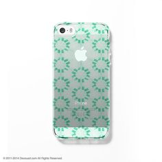 Floral iPhone 5 case iPhone 5s case iPhone 5 cover by Decouart, $23.99