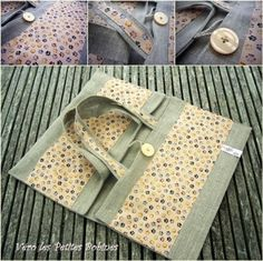 porte tarte magnifique ! Sewing Tutorials, Sewing Crafts, Sewing Projects, Sewing Patterns, Crochet Patterns, Homemade Bags, Casserole Carrier, Felt Decorations, Creation Couture