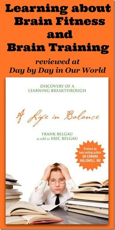 "He shares about his personal journey as an educator seeking to help those children labeled as ""brain injured"", he also shares the stories of people who entered his life and helped him move along that path. Read the rest of the review at Day by day in our World  #homeschooling #hsreviews  #ADHD  #dyslexia"