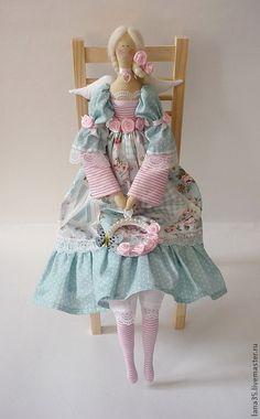 Куклы Тильды ручной работы. Ярмарка Мастеров - ручная работа Цветочная фея. Handmade.