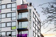 The Pantone Hotel, Brussels, Belgium