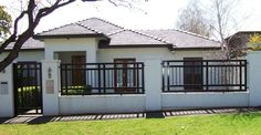 There are so many wrought iron fencing ideas there is sure to be one that suits your house.