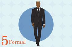 mens formal style tips