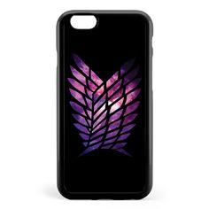 Attack on Titan Nebula Apple iPhone 6 / iPhone 6s Case Cover ISVA802