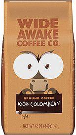 Wide Awake Coffee Company Ground Coffee