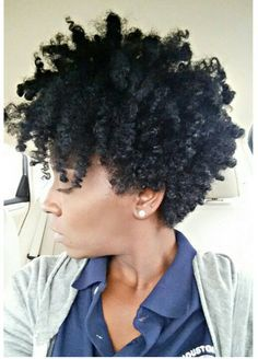 Love her hair texture www.talktresses.com
