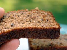 Gluten Free Banana Bread Recipe - See more fantastic gluten-free dessert recipes at All-Desserts.com!