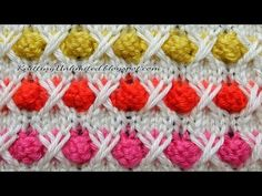 Bobbles and Brambles - KNITTING