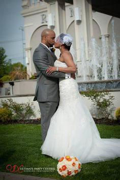 Wedding photography & DJs at Royal Manor in Garfield, NJ provided by Ultimate Party Central - formal wedding poses