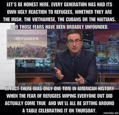 The one time in American history when a group of refugees brought a wave of death...