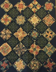 Four Patch Stack and Stitch Quilt Top- Advanced Beginner Class