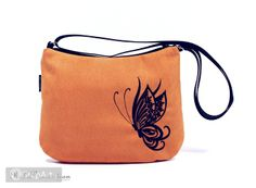 OC na rower Saddle Bags, Bucket Bag, Butterfly, Black, Black People, Butterflies