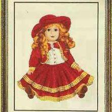 Cross Stitch Uk, Cross Stitch Alphabet Patterns, Stitch Doll, Vintage Dolls, Hand Stitching, Disney Princess, Disney Characters, Crafts, Cross Stitch