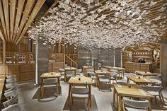masquespacio nozomi sushi bar japanese street valencia spain designboom