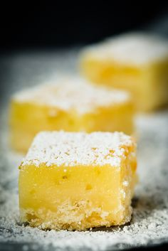 Lemon Lime Bars - Tart, sweet, amazing lemon lime bars with a crisp shortbread crust - the perfect dessert that everyone will love!
